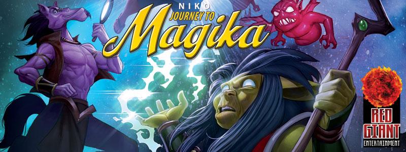 WATCH NIKO: JOURNEY TO MAGIKA ON HULU